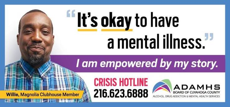 Billboard Campaign Brings Hope and Strives to End Stigma