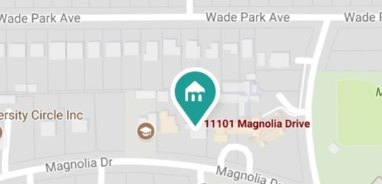 Magnolai Clubhouse map